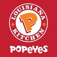 Logo Popeyes - Albrook Mall