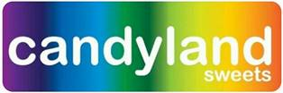 Logo Candyland Sweets - Albrook Mall