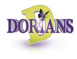 Logo Dorians - Albrook Mall