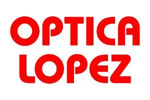 Logo Óptica López - La Terminal Pasillo Sur