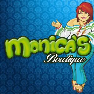 Logo Monica´s Boutique - Albrook Mall