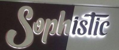 Logo Sophistic - Albrook Mall