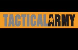 Logo Tactical Army-Albrook Mall